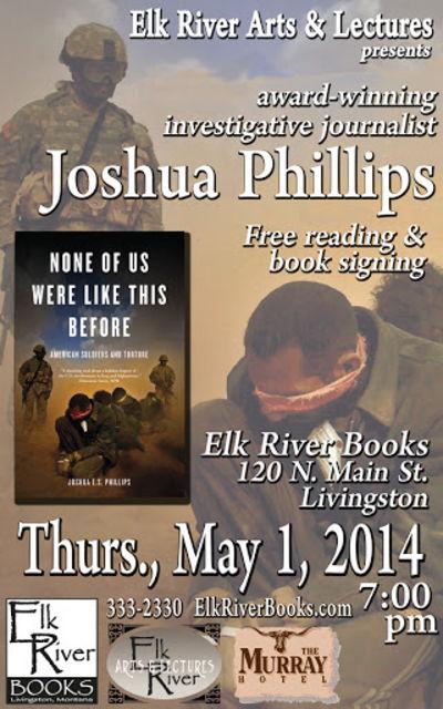 Joshua Phillips Poster, 01 May 2014, Phillips, Joshua