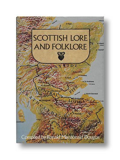 Scottish Lore and Folklore, Douglas, Ronald Macdonald