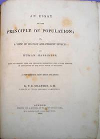 malthus essay on the principle of population 1803 Malthus essay on population 1803 silver population silver essay 1803 malthus  on  essay on the principle of population (paperback) (thomas robert malthus) .