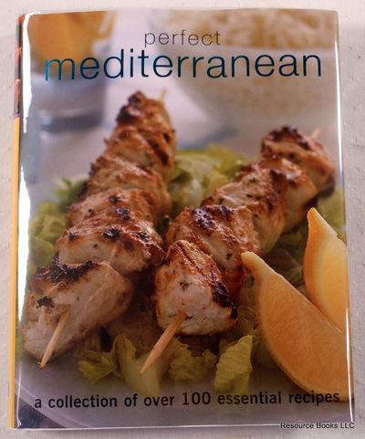 Perfect Mediterranean, Parragon Publishing