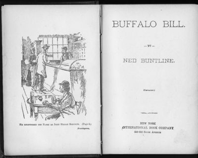 Buffalo Bill, Buntline, Ned