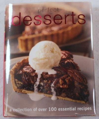 Perfect Desserts, Parragon
