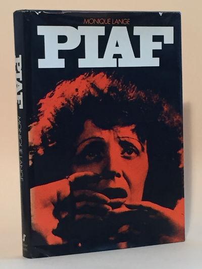 Piaf, Lange, Monique