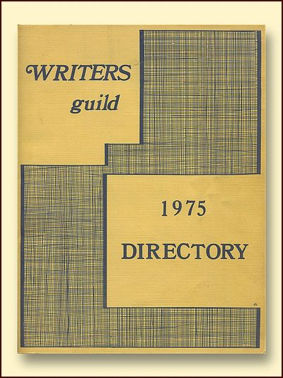 Writers Guild 1975 Directory