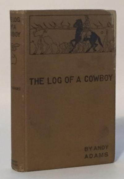 The Log of a Cowboy, Adams, Andy