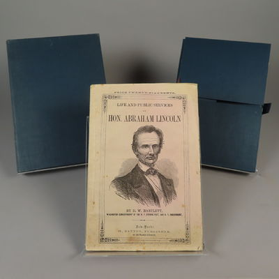 Image for Authorized Edition. Life and Public Services of Hon. Abraham Lincoln