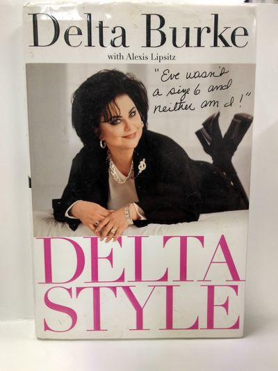 Image for Delta Style: Eve Wasn't a Size 6 and Neither Am I