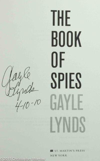 Image for The Book of Spies