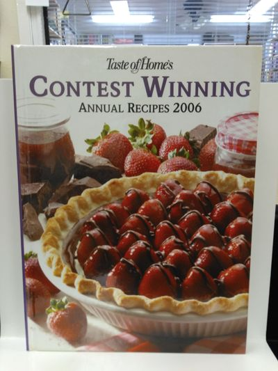Image for Taste of Home's Contest Winning Annual Recipes 2006