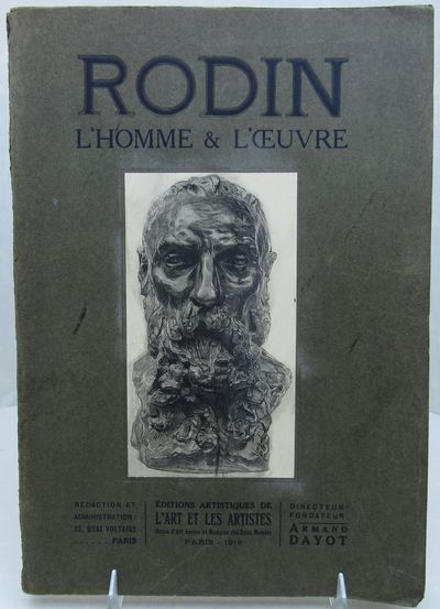 Image for Rodin, sa vie, son oeuvre: ouvrage orne de cent trente illustrations d'un bois de P.-E. Vibert, d'apres le buste en bronze de Rodin par Mlle Camille Claudel et deux hors-texte, dont l'un en coulers sur papier d'Arches, tires a cent exemplaires et representant deux dessins inedits du Maitre (Rodin, sa vie, son oeuvre: ouvrage orn? de cent trente illustrations d'un bois de P.-E. Vibert, d'apr?s le buste en bronze de Rodin par Mlle Camille Claudel et deux hors-texte, dont l'un en coulers sur papier d'Arches, tires a cent exemplaires et repre