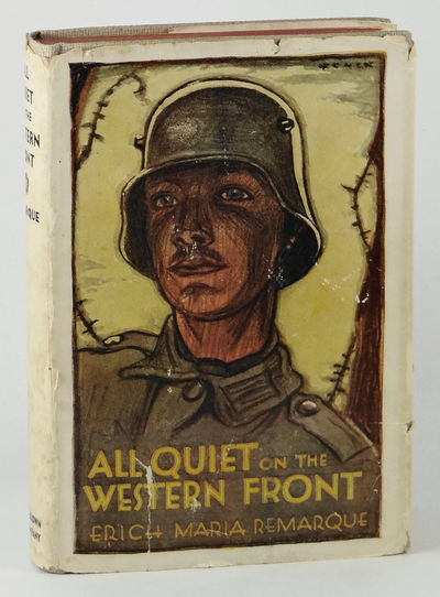 all quite on western front enrich maria remarque essay Easily share your publications and get them in front of issuu's millions of monthly readers title:  all majors and art minors are graded on an a-f scale.