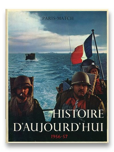 Histoire  D'Aujourd'hui  1956-1957