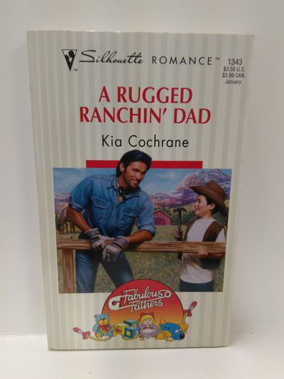 Image for A Rugged Ranchin' Dad: Fabulous Fathers