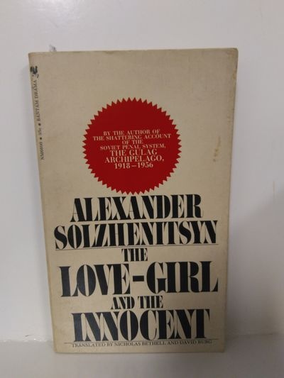 Image for The Love-Girl and the Innocent