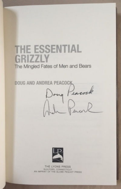The Essential Grizzly, Peacock, Doug and Andrea