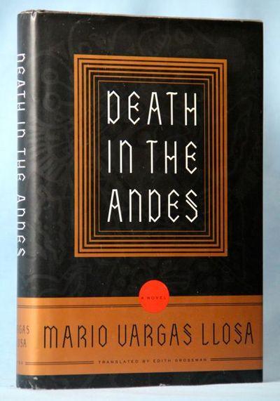 Death in the Andes, Llosa, Mario Vargas
