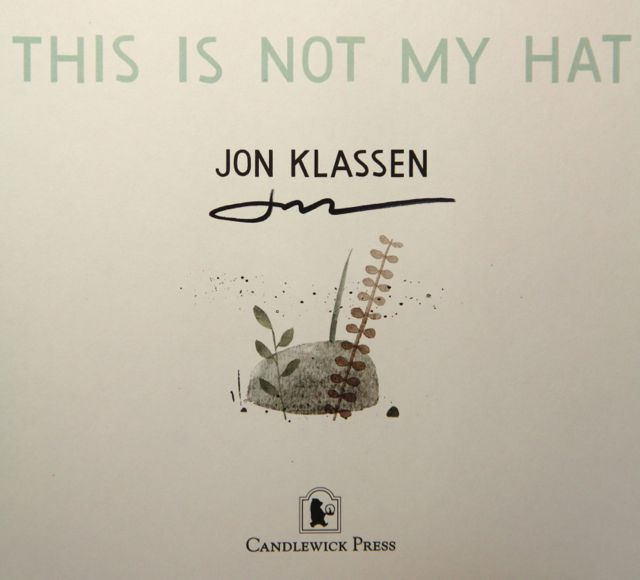 Image for This Is Not My Hat (Signed)