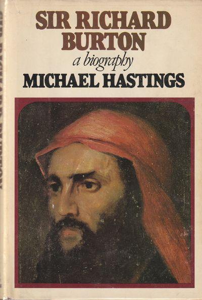 Image for Sir Richard Burton. A Biography
