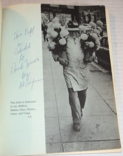 I AM A LOVER. With comment from various sources selected by Evan S. Connell, Jr. INSCRIBED by African American jazz poet Bob Kaufman, (Kaufman, Bob). Stoll, Jerry