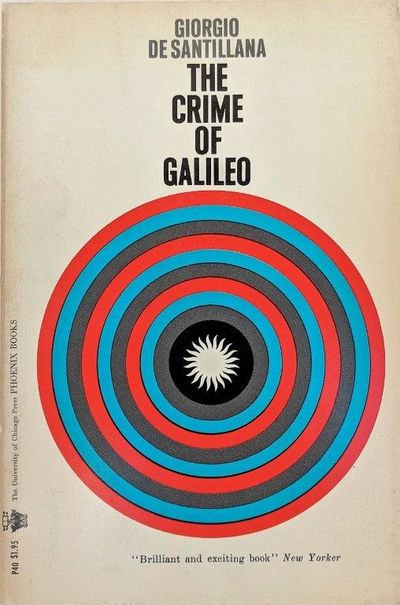 Image for The Crime of Galileo.