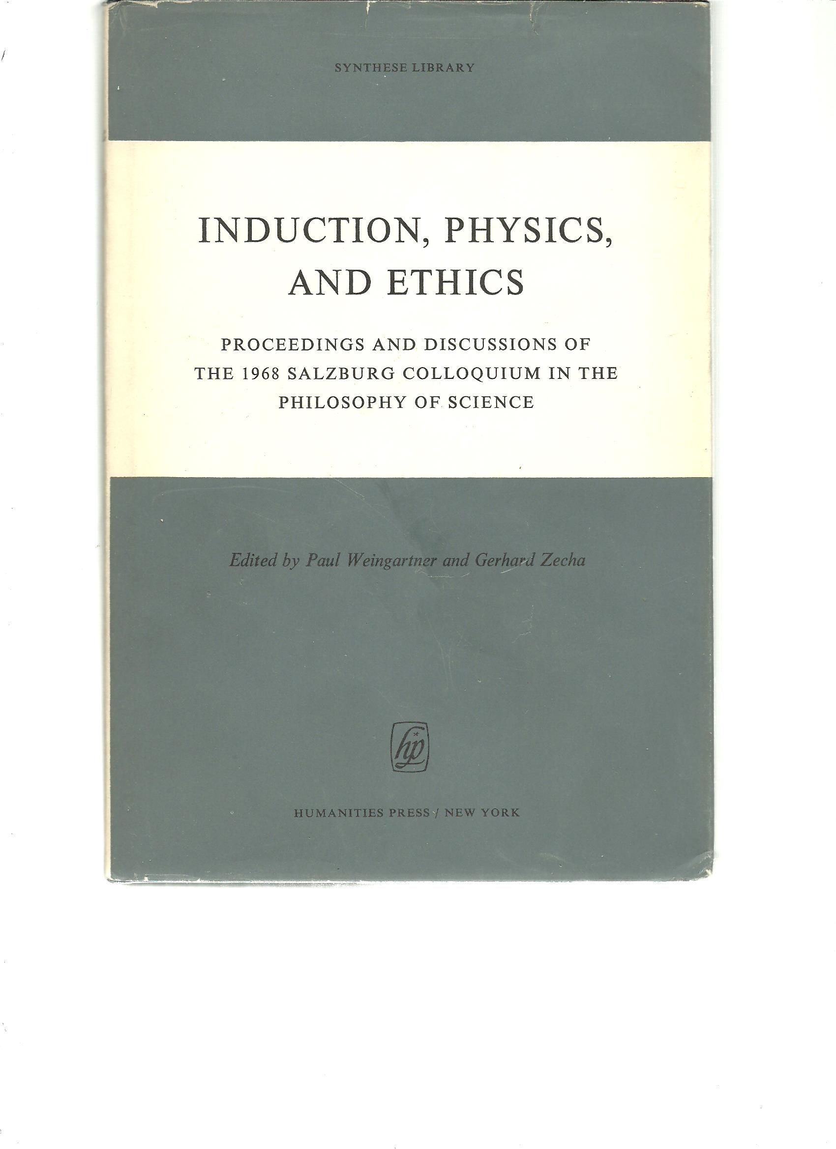 induction philosophy Deductive and inductive arguments are characterized and distinguished in some detail.