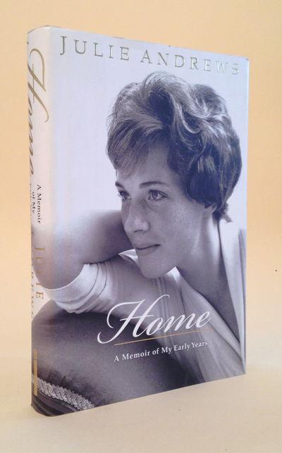 HOME A MEMOIR OF MY EARLY YEARS, Andrews, Julie