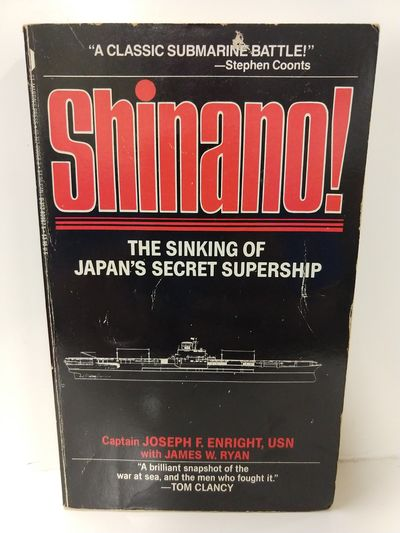 Image for Shinano: the Sinking of Japan's Secret Supership