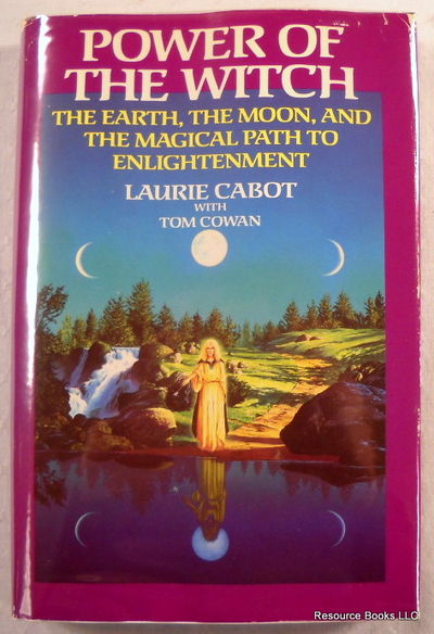 Power of the Witch, Cabot, Laurie; Cowan, Thomas Dale
