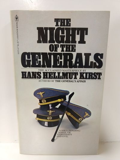 Image for The Night of the Generals