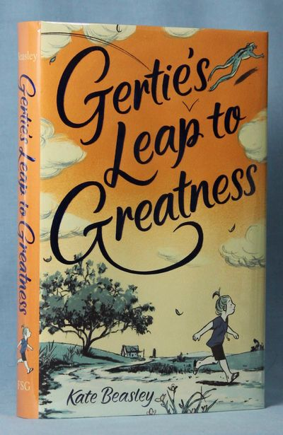 Gertie's Leap to Greatness (Signed), Beasley, Kate