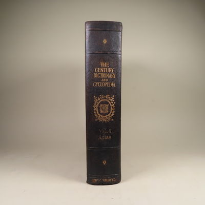 Image for The Century Dictionary and Cyclopedia Atlas Volume