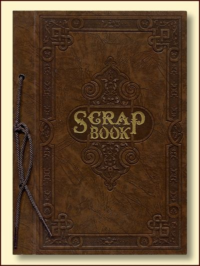 Littlre Brown Koko  Scrapbook, Blanche Seale Hunt