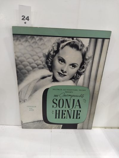 Image for Hollywood Ice Productions Presents The Incomparable Sonja Henie