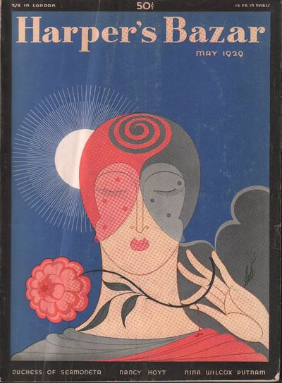 Image for Harper's Bazar [Bazaar] May 1929