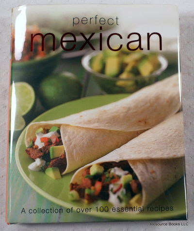 Perfect Mexican, Parragon Publishing