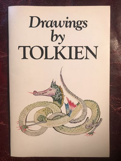 Catalogue of an Exhibition of Drawings by J.R.R. Tolkien at the Ashmolean Museum Oxford, Ashmolean Museum; K. J. Garlick (forward); Baillie Tolkien (Introduction) Humphrey Carpenter Biographical Note
