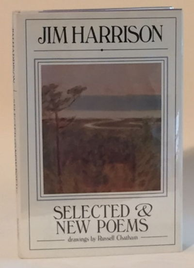 Selected & New Poems, Harrison, Jim