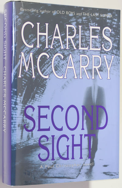 Second Sight A Paul Christopher Novel