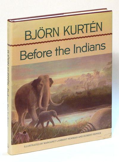 Before the Indians, Kurten, Bjorn
