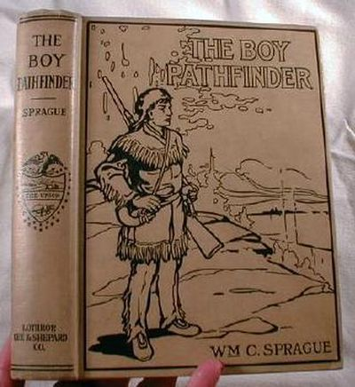 Image for The Boy Pathfinder:  A Story of the Oregon Trail