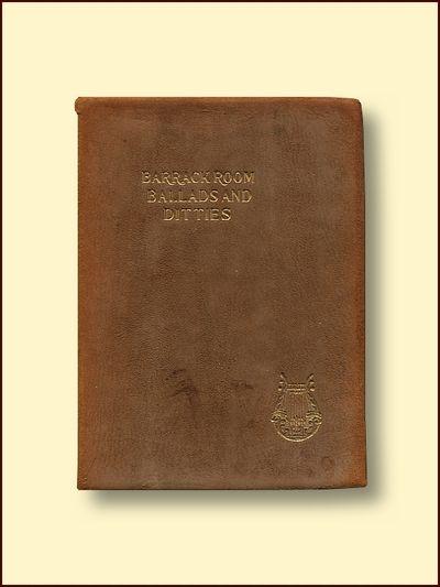 Barrack Room Ballads and Ditties