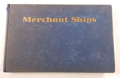Merchant Ships: World Built. 1955 Volume. Vessels of 1000 Tons Gross and Over Completed in 1954, Allard Coles Limited; A. C. Hardy