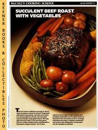 McCall's Cooking School Recipe Card (Main Dishes 31 - Pot Roast In Red Wine With Baked Stuffed Onions) (Replacement Recipage / Recipe Card for 3-Ring Binders) Marianne Langan and Lucy Wing