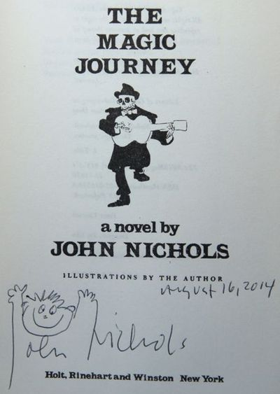 The Magic Journey: A Novel (Signed)