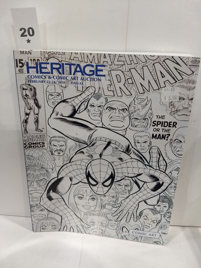 Image for Heritage Auction #7177 Comics and Comic Art  2018