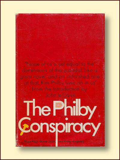 The Philby Conspiracy, Page, Bruce, Leitch, David