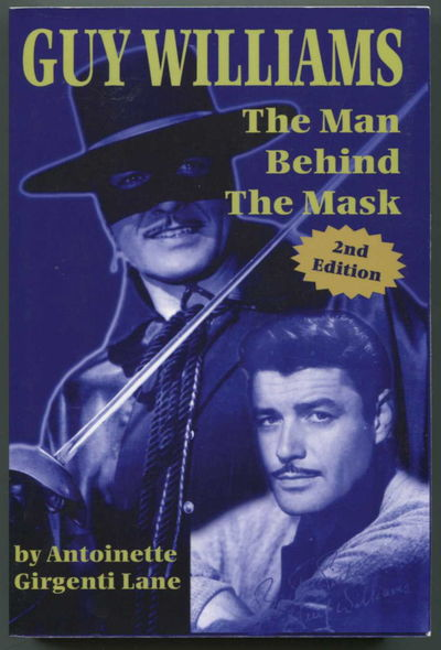 Guy Williams: The Man Behind the Mask, Lane, Antoinette Girgenti