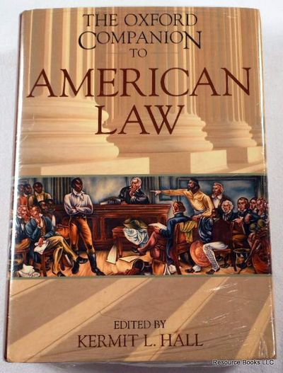 The Oxford Companion to American Law, Hall, Kermit L. (editor)