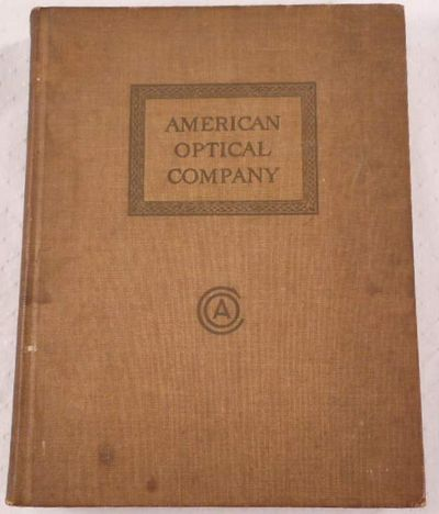 American Optical Company [Product Catalog, 1912], American Optical Company