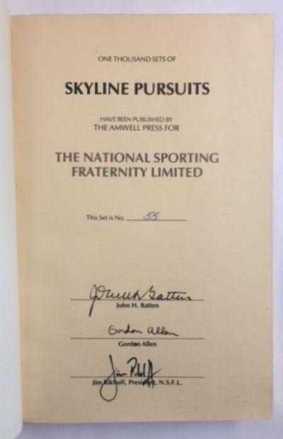 Skyline Pursuits, Batten, John H.
